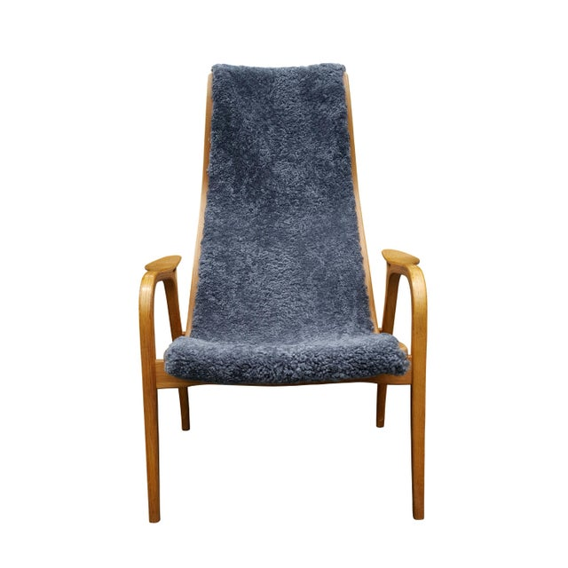Swedese Swedish Lamino Lounge Chair - Image 4 of 7