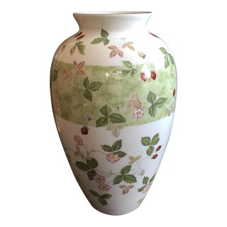 Wedgwood Bone China Vase