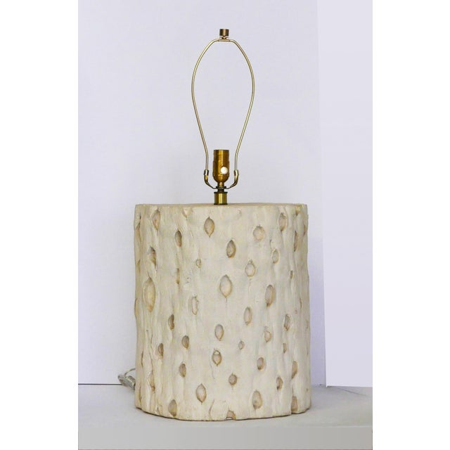 Modern Saguaro Table Lamp Attributed to Steve Chase For Sale - Image 3 of 6