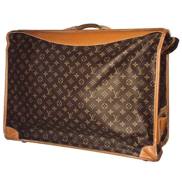 1970s Vintage Louis Vuitton Garment Bag For Sale - Image 13 of 13