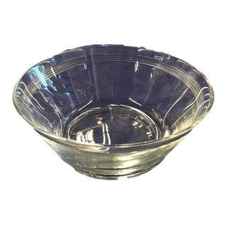 "Ralph Lauren ""Bentley"" Hand-Cut Hungarian Crystal Bowl"