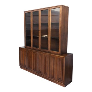Mid-Century Modern Sideboard by Broyhill For Sale