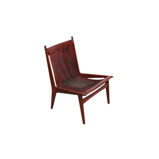 Walker Weed Lounge Chair For Sale