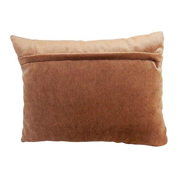 Malian Mud Cloth Pillow - Image 4 of 6
