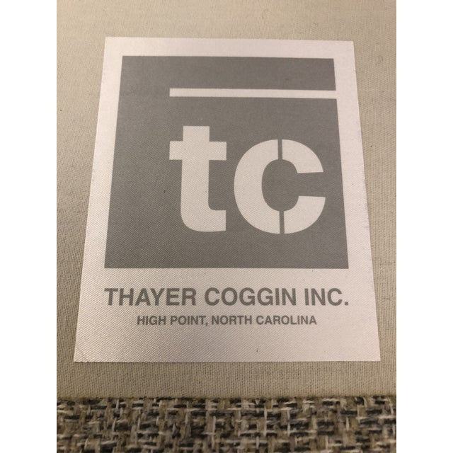 New Thayer Coggin Notti Sectional - Image 5 of 11