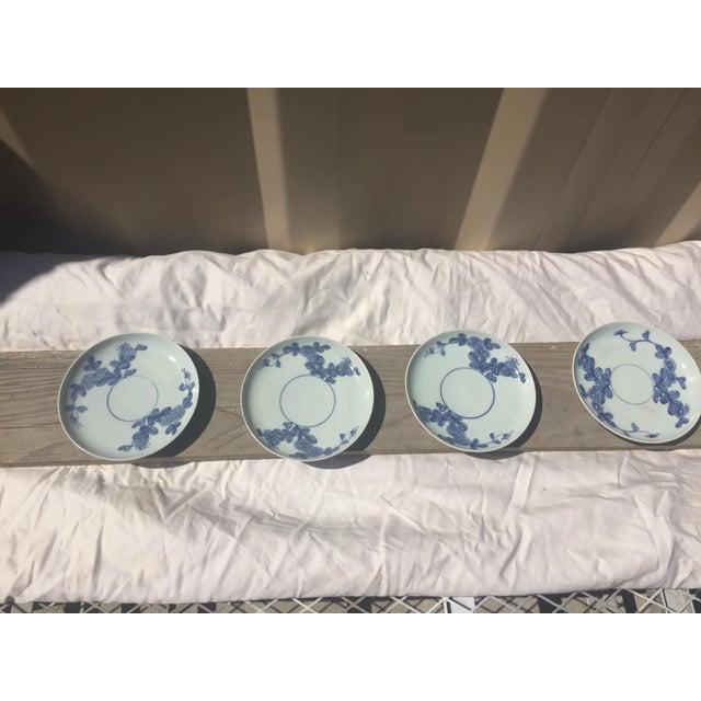 Ceramic 18th Century Edo-Period Japanese Arita Porcelain Dinnerware, 21 Pieces For Sale - Image 7 of 12