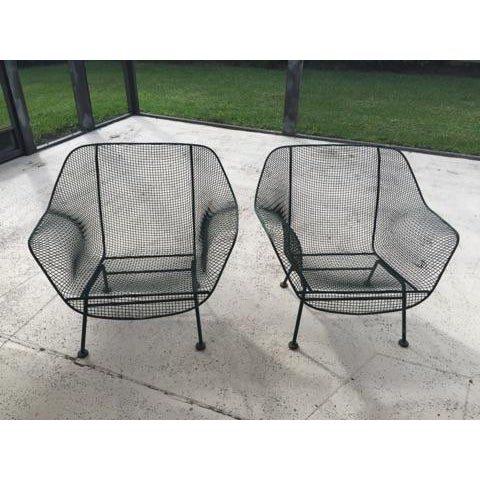 Woodard Sculptura 1950s Chairs - A Pair - Image 2 of 5