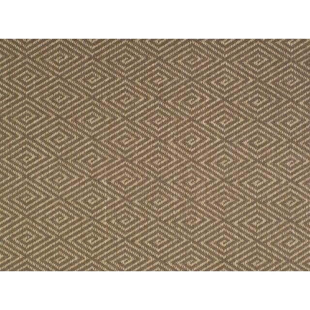 "Stark Studio Rugs Stark Studio Rugs Rug Pueblo - Platinum 9""x9"" Sample For Sale - Image 4 of 4"