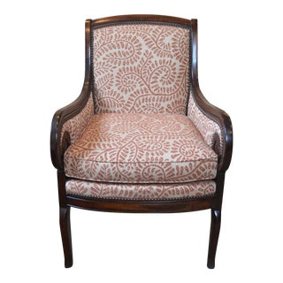 Charles X Club Chair For Sale