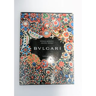 Bulgari Jewelry Coffee Table or Library Book, Circa 1996 Preview