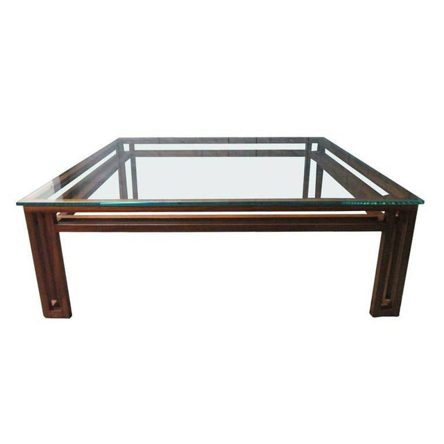 Danish Mid-Century Modern Coffee Table For Sale In New York - Image 6 of 6