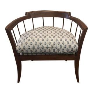 Americana Hickory Chair Company Wawasett Accent Chair