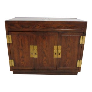 1950s Henredon Scene One Campaign Chest For Sale