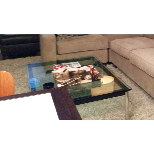Le Corbusier Rectangular Low Coffee Table - Image 4 of 6