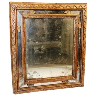 17th Century Italian Neoclassical Mirror For Sale