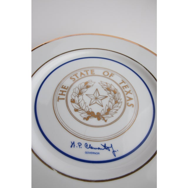 State of Texas Souvenir Plate - Image 4 of 5