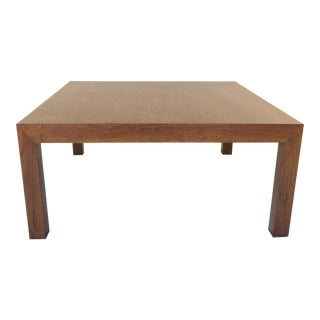 Edward Wormley for Dunbar Parsons Style Coffee Table For Sale