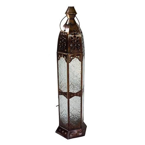 Moroccan Daze Candleholder Lantern For Sale