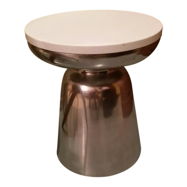 Stonetop Contem Side Table - Image 1 of 4