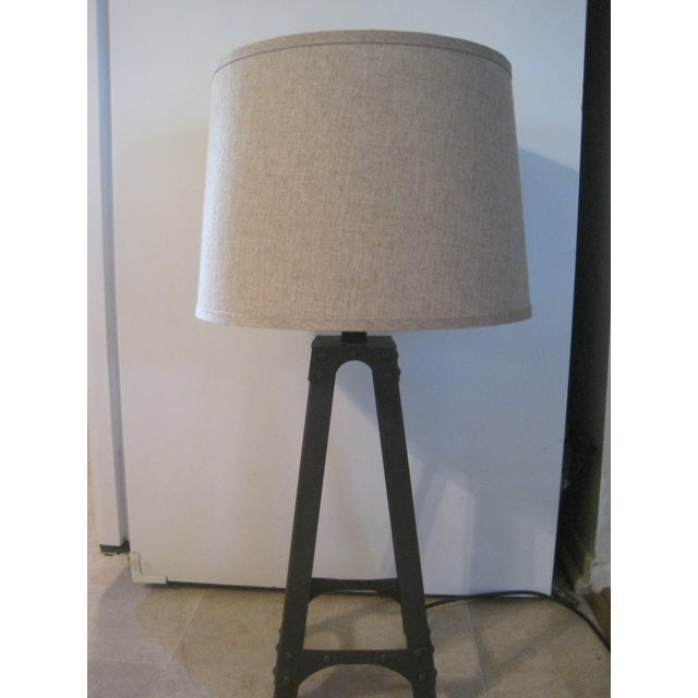Mid-Century Style Table Lamp - Image 2 of 5