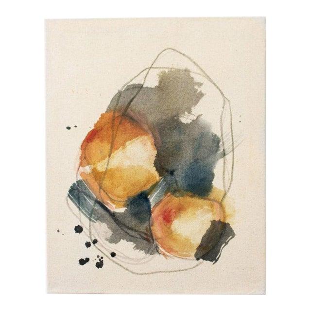 """Red Rocks"" Original Painting by Ellen Sherman For Sale"