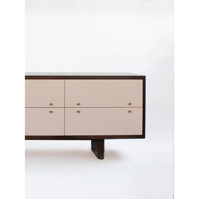 """By Egg Collective Starting Price: $15,800 for the 60"""" length Specifications: 30"""" h x 20"""" d x 60"""" l / 84"""" / 96"""" Shown In:..."""