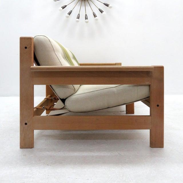 1970's Vintage Bernt Petersen Loveseat Sofa For Sale - Image 11 of 12