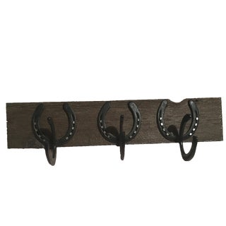 Horse Shoe Wall Rack
