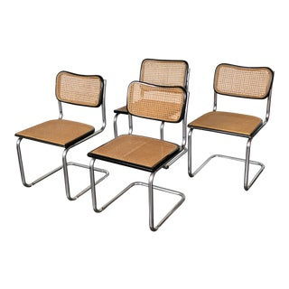 Mid-Century Modern Dining Chairs - Set of 4 For Sale