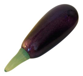 Image of Eggplant Models and Figurines