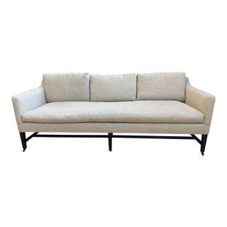 H.D. Buttercup Sofa on Castors For Sale