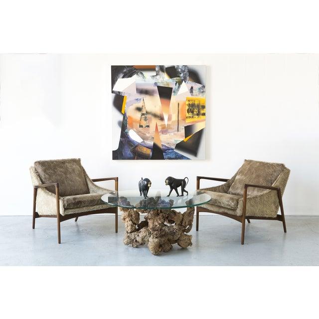 Ib Kofod-Larsen Lounge Chairs - A Pair - Image 11 of 11