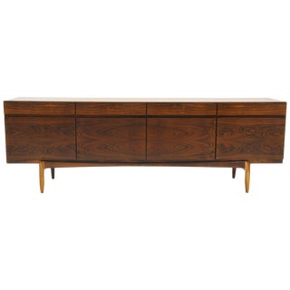 Rosewood Credenza or Sideboard Model Fa66 by Ib Kofod-Larsen For Sale