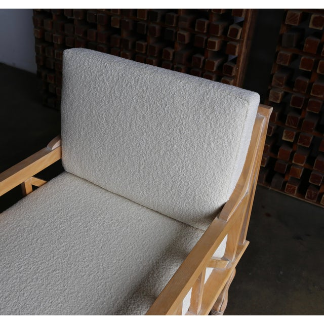 """John Hutton """"Thebes"""" Chair for Randolph & Hein Circa 1976 For Sale In Los Angeles - Image 6 of 12"""
