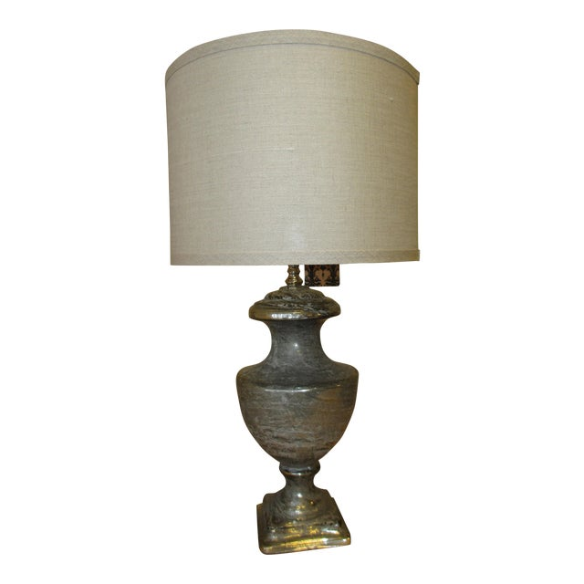 Jamie Young Mini Lee Urn Table Lamp For Sale