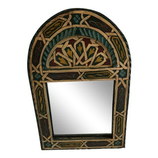 Moroccan Style Mirror For Sale
