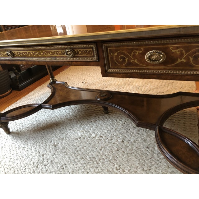 Theodore Alexander Writing Desk For Sale In New York - Image 6 of 11