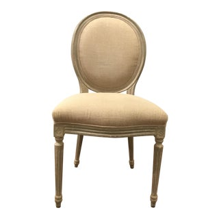 C. 1990s Louis XVI Style Dining Chairs. A Set of 12 (2 Arms - 10 Sides) . For Sale
