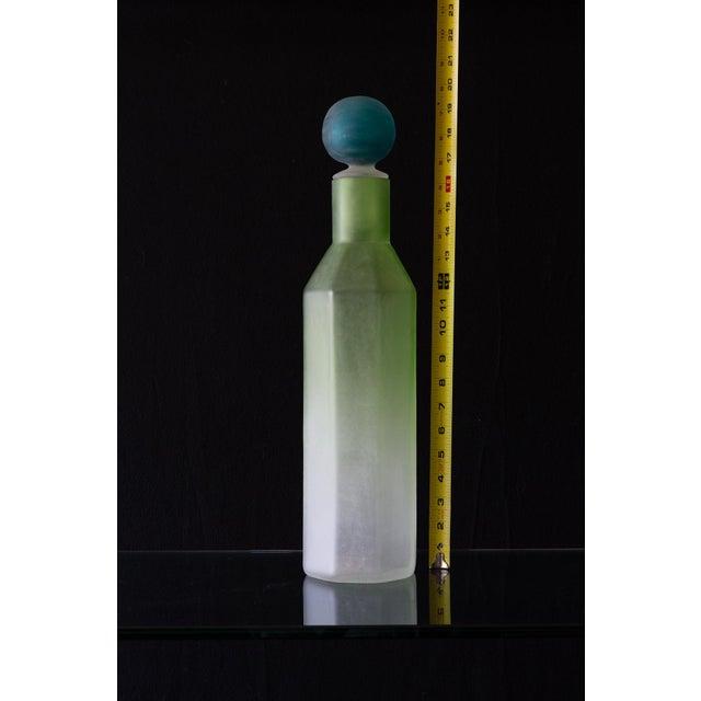 Antonio Da Ros for Cenedese Murano Decanter - Image 3 of 4