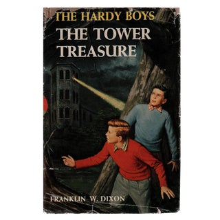 """The Tower Treasure"" by Franklin W. Dixon, 1959"