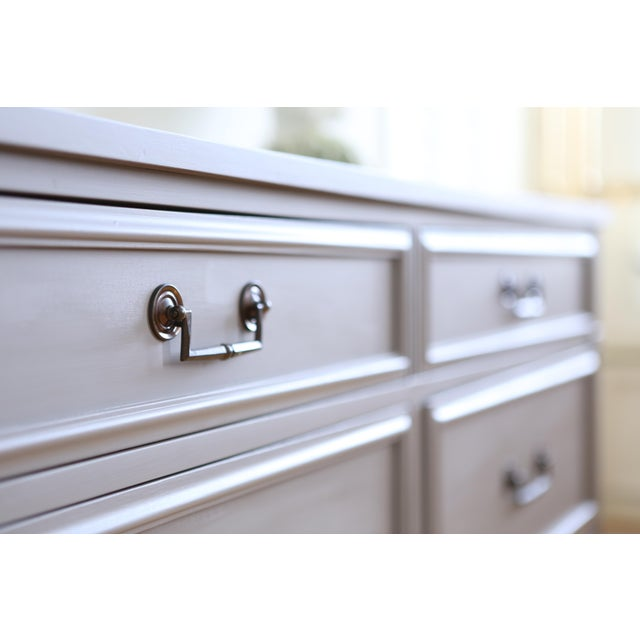 Mid Century Modern National of Mt. Airy Dresser 6 drawers - Image 6 of 9