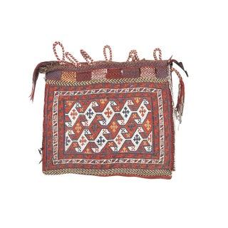 Afshar Sumak Wool Bag For Sale