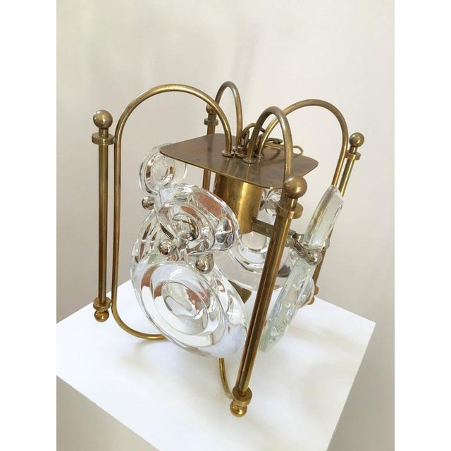 Gaetano Sciolari Lantern Chandelier - Image 6 of 8