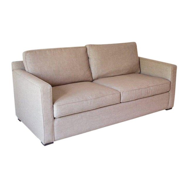 Crate & Barrel Davis Apartment Sofa - Image 1 of 5