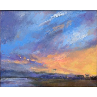 May Caper Sunset Print by Amy Griffith Colley For Sale