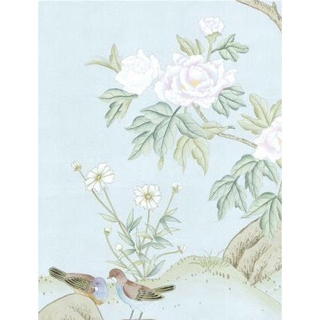 Not Yet Made - Made To Order Casa Cosima Royal Pavilion Wallpaper Mural - Sample For Sale - Image 5 of 5