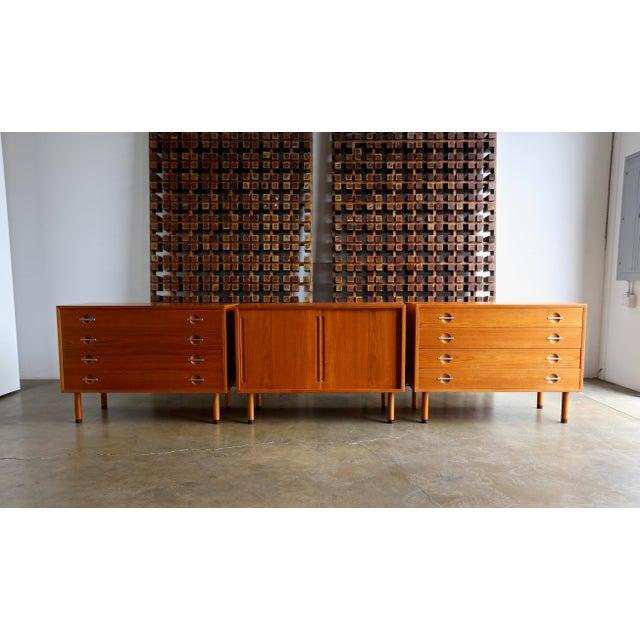 Hans Wegner Chests - Set of 3 For Sale - Image 13 of 13