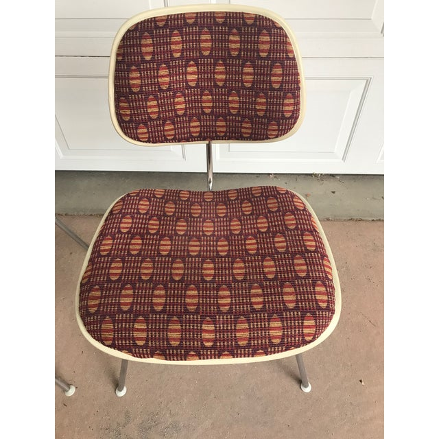 Mid-Century Modern 1970s Eames for Herman Miller DCM Chairs - Set of 8 For Sale - Image 3 of 13