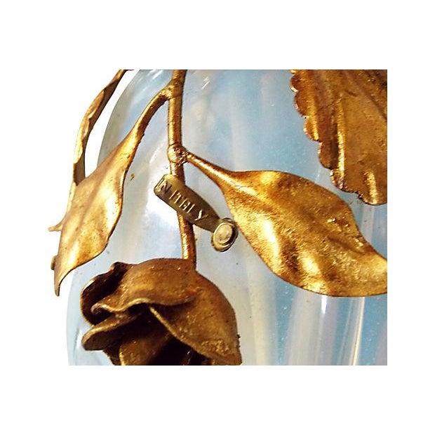 Italian Art Glass Lamp - Image 3 of 7