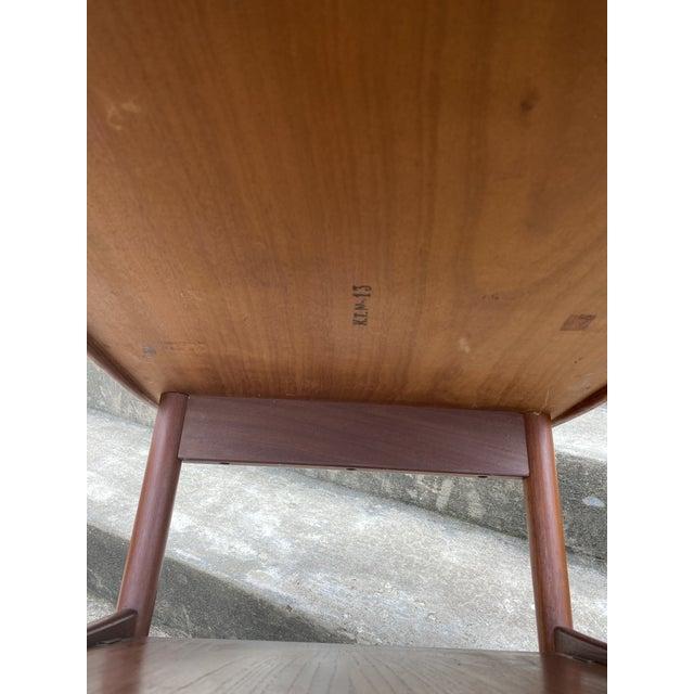 Wood Nils Jonsson Teak Sliding Door Cabinet For Sale - Image 7 of 12